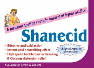 Shaneacid (Herbal Acidity Control Syrup and Tablets)